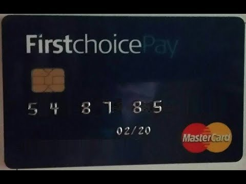 card FirstChoice